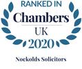 Ranked in Chambers UK 2020